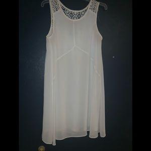 My Michelle white dress
